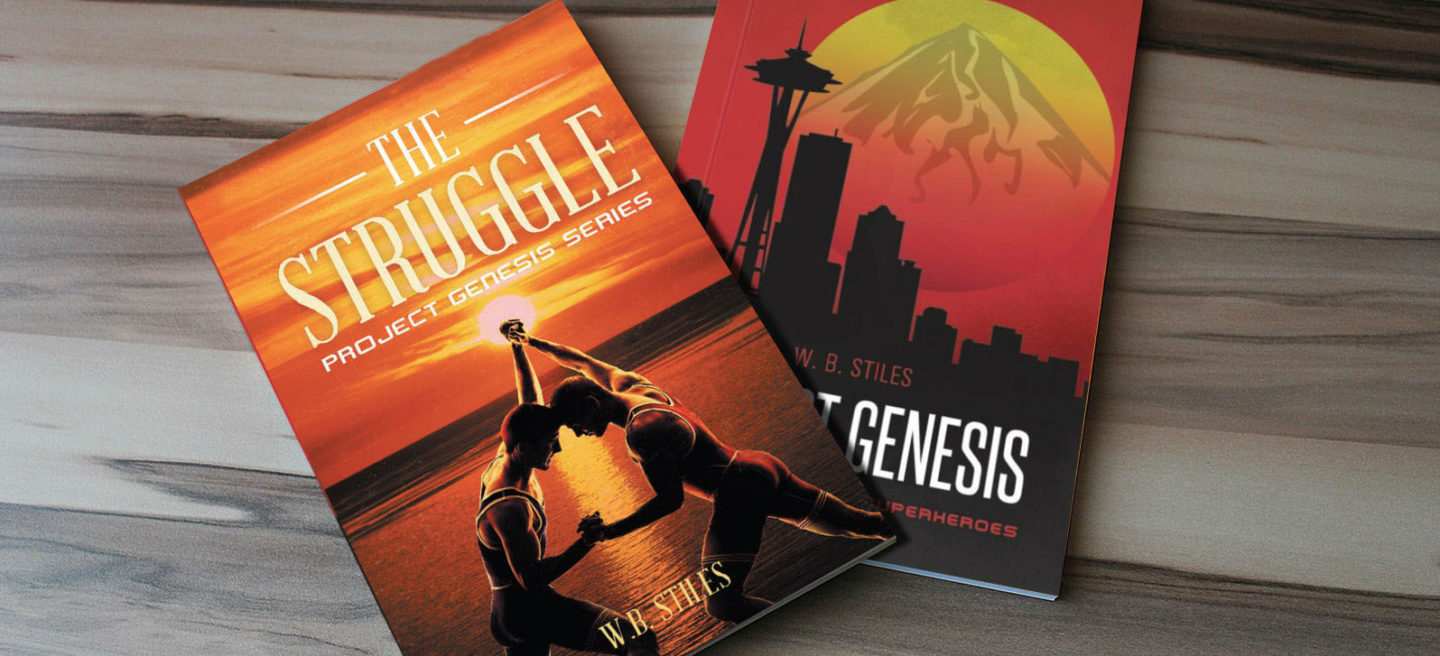 Project Genesis Series Novels